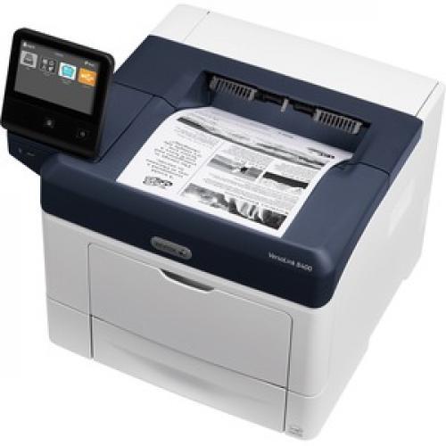 Xerox VersaLink B400/DNM Desktop Laser Printer   Monochrome Top/500