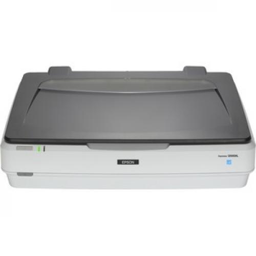 Epson Expression 12000XL GA Flatbed Scanner   2400 Dpi Optical Top/500