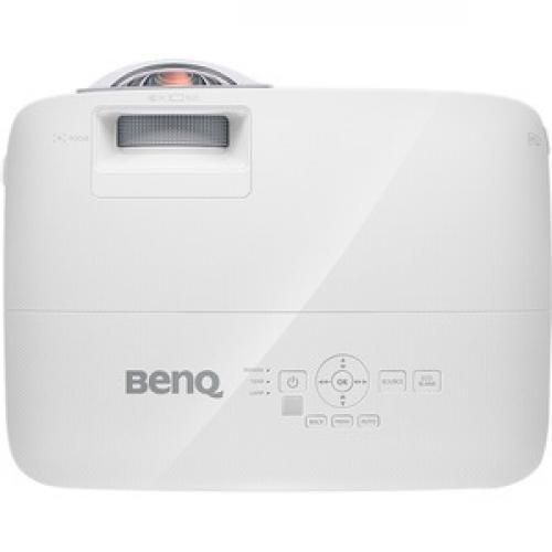 BenQ MW826ST 3D Ready Short Throw DLP Projector   16:10 Top/500