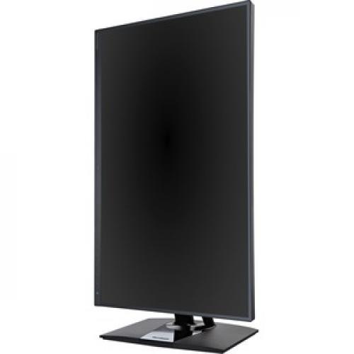 "Viewsonic VP2785 4K 27"" 4K UHD WLED LCD Monitor   16:9   Black Top/500"