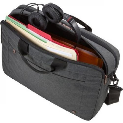 "Case Logic Era 3203696 Carrying Case For 15.6"" Notebook   Black Top/500"