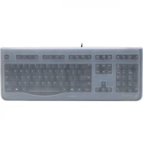 CHERRY EZClean KC1000 Covered Keyboard Top/500