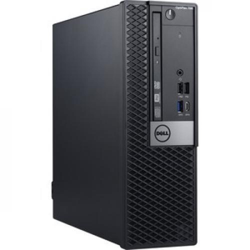 OPTI 7060 SFF DT I5/3.0 6C 4GB 500GB W10 Top/500