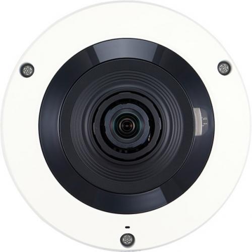 Wisenet XNF 8010RW 6 Megapixel Indoor Network Camera   Monochrome, Color Top/500
