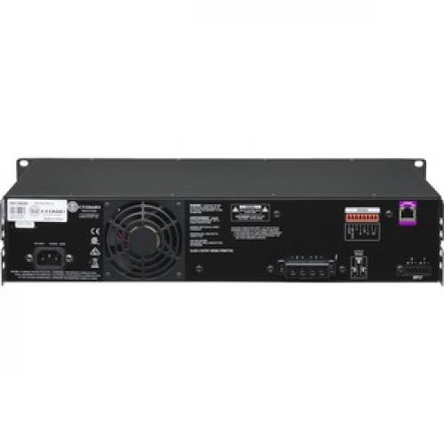 Crown CDi DriveCore 2 600 Amplifier   1200 W RMS   2 Channel Top/500