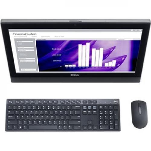 OPTIPLEX 3050 AIO I3 7 7100T 4GB 1DIMMS 500GB 7.2K INTEL HD Top/500