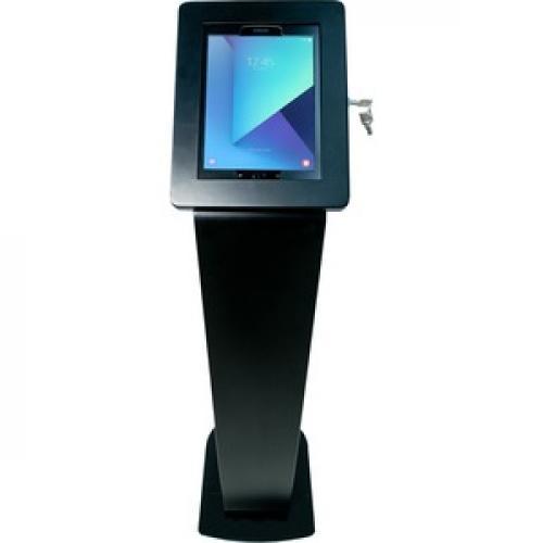 CTA Digital Premium Locking Floor Stand Kiosk Top/500