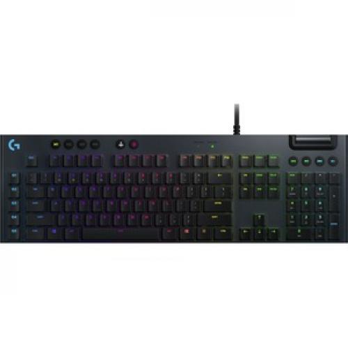 Logitech G815 Lightsync RGB Mechanical Gaming Keyboard Top/500