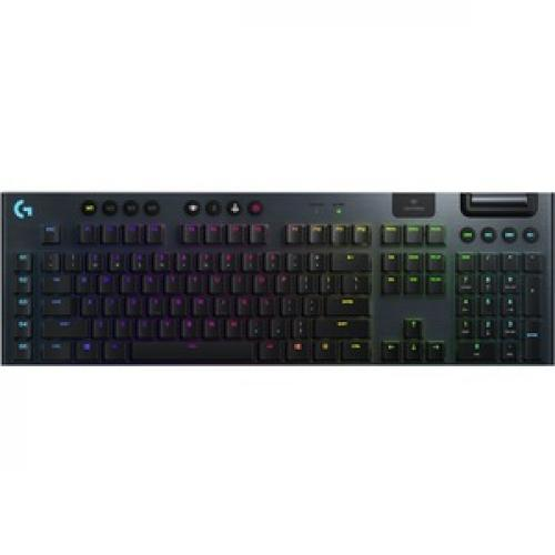 Logitech G915 Lightspeed Wireless RGB Mechanical Gaming Keyboard Top/500
