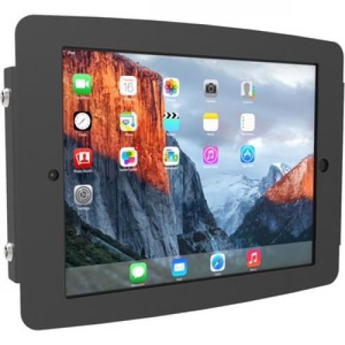 Compulocks Space Wall Mount For IPad Pro   Black Top/500