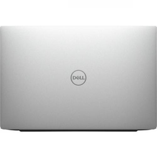 """Dell XPS 13 9380 13.3"""" Touchscreen Notebook   Intel Core I7 (8th Gen) I7 8565U Quad Core (4 Core)   8 GB RAM   256 GB SSD   Platinum Silver, Carbon Fiber Black Top/500"""