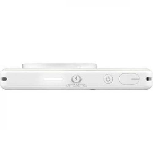 Canon IVY CLIQ+ Instant Digital Camera   Pearl White Top/500