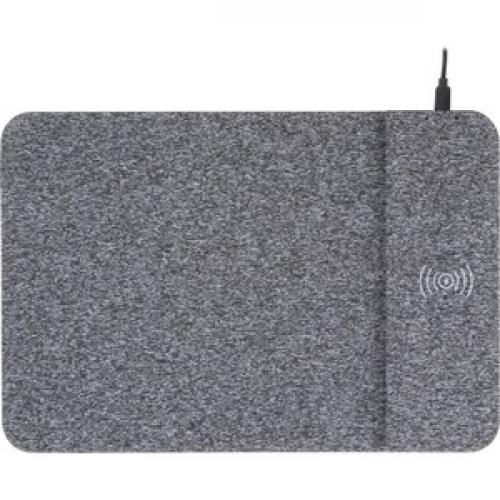 Allsop PowerTrack Wireless Charging Mousepad   (32192) Top/500