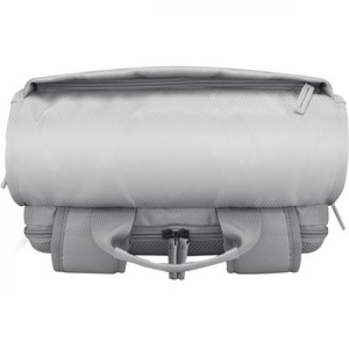 """Lenovo Carrying Case (Backpack) For 15.6"""" Lenovo Notebook   Gray Top/500"""