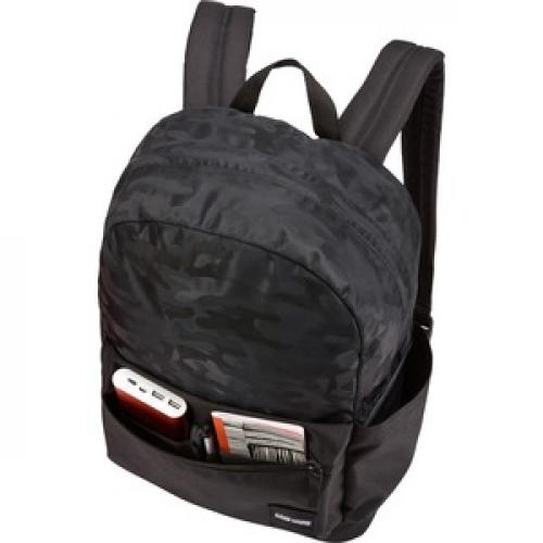 Case Logic Founder CCAM 2126 BLACKCAMO Carrying Case (Backpack) Accessories, Bottle, Electronic Equipment, Pen, Book, Folder   Black Camo Top/500