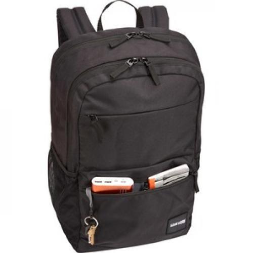"""Case Logic Uplink CCAM 3116 BLACK Carrying Case (Backpack) For 15.6"""" Notebook   Black Top/500"""