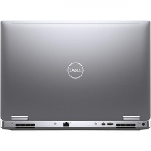 """Dell Precision 7000 7540 15.6"""" Mobile Workstation   1920 X 1080   Intel Core I7 (9th Gen) I7 9850H Hexa Core (6 Core) 2.60 GHz   8 GB RAM   512 GB SSD   Silver Top/500"""