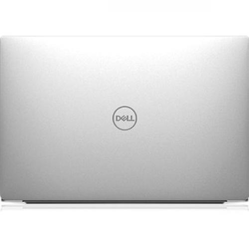 "Dell XPS 15 7590 15.6"" Touchscreen Notebook   3840 X 2160   Intel Core I7 (9th Gen) I7 9750H Hexa Core (6 Core)   32 GB RAM   1 TB SSD   Silver Top/500"