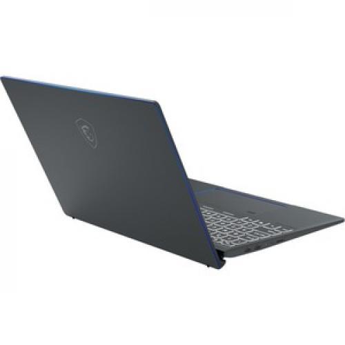 "MSI Prestige 14 A10SC 020 14"" Laptop I5 16GB RAM 512GB SSD GTX 1650 Max Q 4GB   10th Gen I5 10210U Quad Core   NVIDIA GeForce GTX 1650 Max Q 4GB   10 Hr Battery Life   In Plane Switching (IPS) Technology   Gray With Blue Diamond Cut   Windows 10 Pro Top/500"