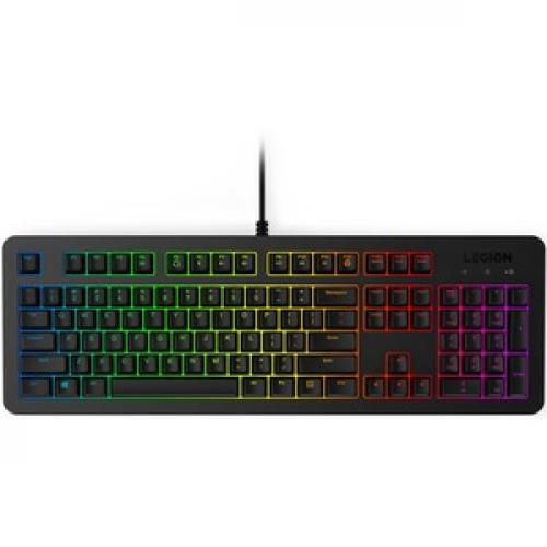 Lenovo Legion K300 RGB Gaming Keyboard   US English Top/500