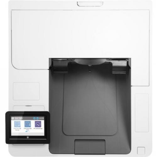HP LaserJet Enterprise M610dn Laser Printer   Monochrome Top/500