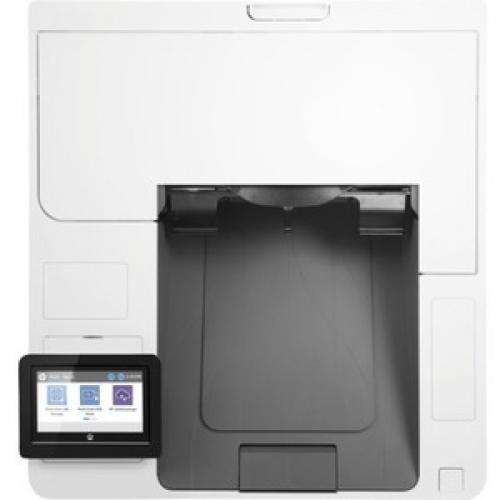 HP LaserJet Enterprise M611dn Laser Printer   Monochrome Top/500