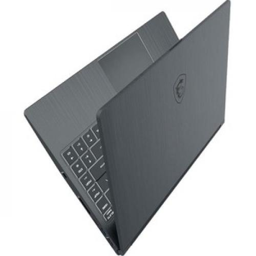 "MSI Modern 14 14"" Laptop Intel Core I5 10210U 8GB RAM 512GB SSD Carbon Gray   10th Gen I5 10210U Quad Core   In Plane Switching (IPS) Technology   True Color Technology   11 Hr Battery Life   Windows 10 Pro Top/500"