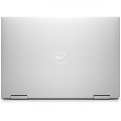 """Dell XPS 13 7390 13.3"""" Touchscreen Notebook   4K UHD   3840 X 2160   Intel Core I7 (10th Gen) I7 10510U Quad Core (4 Core)   8 GB RAM   256 GB SSD   Platinum Silver, Carbon Fiber Black Top/500"""