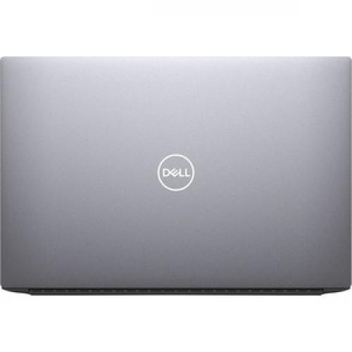 """Dell Precision 5000 5550 15"""" Mobile Workstation   WUXGA   1920 X 1200   Intel Core I7 (10th Gen) I7 10750H Hexa Core (6 Core) 2.60 GHz   16 GB RAM   512 GB SSD Top/500"""