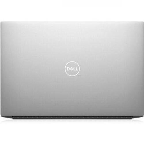 """Dell XPS 15 9500 15.6"""" Touchscreen Notebook   3840 X 2400   Intel Core I7 (10th Gen) I7 10750H Hexa Core (6 Core)   32 GB RAM   1 TB SSD   Platinum Silver, Carbon Fiber Black Top/500"""