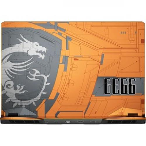 "MSI GE66 Raider GE66 Raider Dragonshield 10SFS 426 15.6"" Gaming Notebook   Full HD   1920 X 1080   Intel Core I9 (10th Gen) I9 10980HK 2.40 GHz   32 GB RAM   1 TB SSD Top/500"