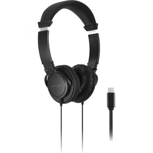 Kensington USB C Hi Fi Headphones Top/500