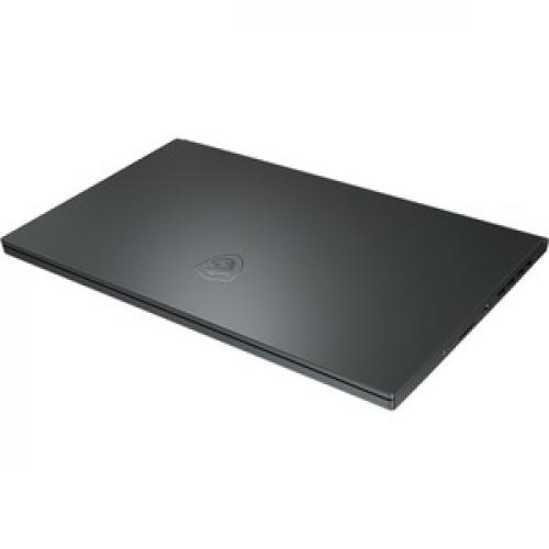 "MSI Creator 15 Creator 15 A10SD 015 15.6"" Gaming Notebook   Full HD   1920 X 1080   Intel Core I7 (10th Gen) I7 10750H 2.60 GHz   16 GB RAM   512 GB SSD   Space Gray With Silver Diamond Cut Top/500"
