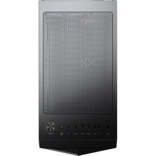 MSI Aegis RS 10DS 217US Gaming Desktop Computer   Intel Core I7 10th Gen I7 10700K Octa Core (8 Core) 3.80 GHz   16 GB RAM DDR4 SDRAM   1 TB HDD   1 TB M.2 PCI Express NVMe SSD   Black Top/500