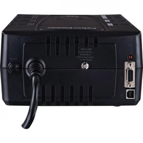 CyberPower Intelligent LCD CP685AVRLCD 685VA Desktop UPS Top/500