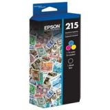 Epson DURABrite Ultra T215 Ink Cartridge - Black, Color