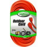 Coleman Cable Power Extension Cord