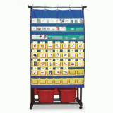 Carson-Dellosa Double SMART 158002 Pocket Chart