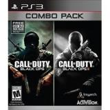 COD Blk Ops 1 and 2 Combo PS3