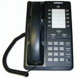 Cortelco Patriot Corded Telephone - Black-ITT-2193BK