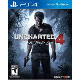 Sony Uncharted 4: A Thiefs End - Action/Adventure Game - PlayStation 4