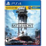 Star Wars Battlefront PS4 W/ Exclusive Trading Disc