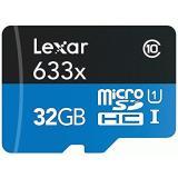 Crucial 32 GB microSDXC