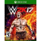 Take-Two WWE 2K17