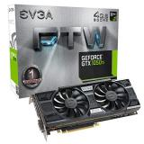 EVGA GeForce GTX 1050 Ti Graphic Card - 1.38 GHz Core - 1.49 GHz Boost Clock - 4 GB GDDR5 - PCI Express 3.0 x16 - Dual Slot Space Required