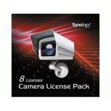 SYNOLOGY ACCESSORIES CLP8 CAMERA LICENSE PACK (X8) RETAIL