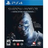 WB Middle-Earth Shadow of Mordor: Game of the Year Edition