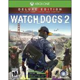 Ubisoft Watch Dogs 2 Deluxe Edition