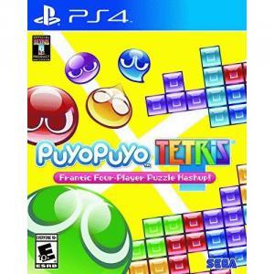 Sega Puyo Puyo Tetris