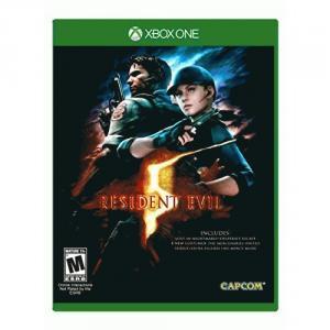 Capcom Resident Evil 5 HD